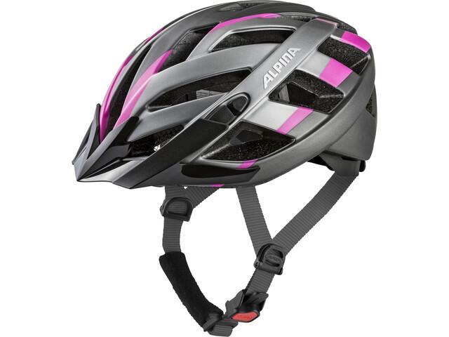 Alpina Panoma 2.0 L.E. Casque, titanium-pink